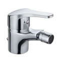 Single Lever Bidet Mixer Dune W/Brass Pop-Up